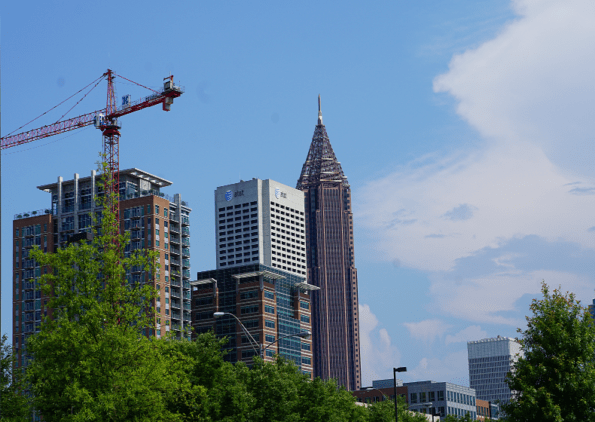 Atlanta Surges in Growth as Metro Area Exceeds 45% of Georgia's Population
